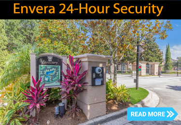 Envera 24 hour security camera and entry system